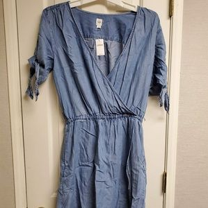 Gap chambray dress